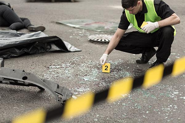 Traffic incident investigation